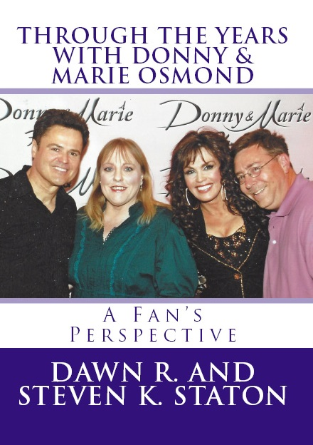Donny & Marie Book Cover