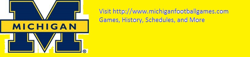 Michigan Football Games Website